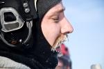 Jason Withee's frozen mustache